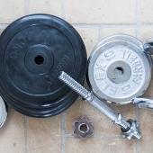 Håndvægte til styrketræning hjemme